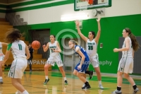 Gallery: Girls Basketball Elma @ Tumwater